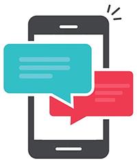 mobile messanger