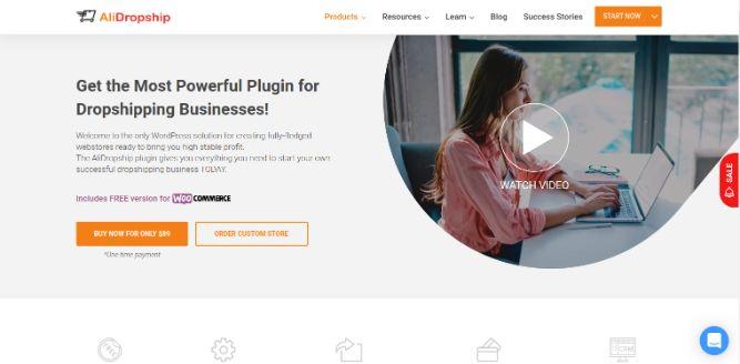 AliDropship - Aliexpress plugin for Woocommerce