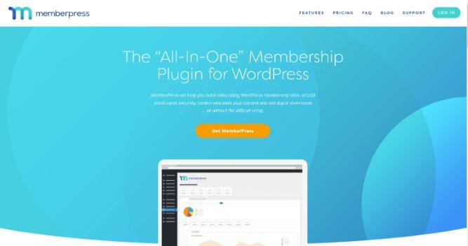 Memberpress - Woocommerce and wordpress membership plugin