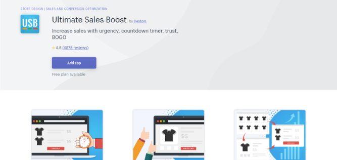 boost sales app