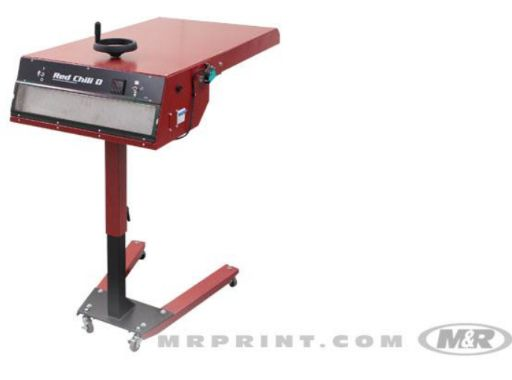 Red Chili D 1618-3 Flash curing unit