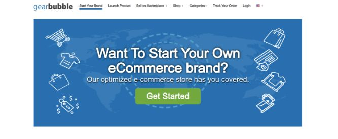 GearBubble - Build your store, buy customized mugs, t-shirts and more
