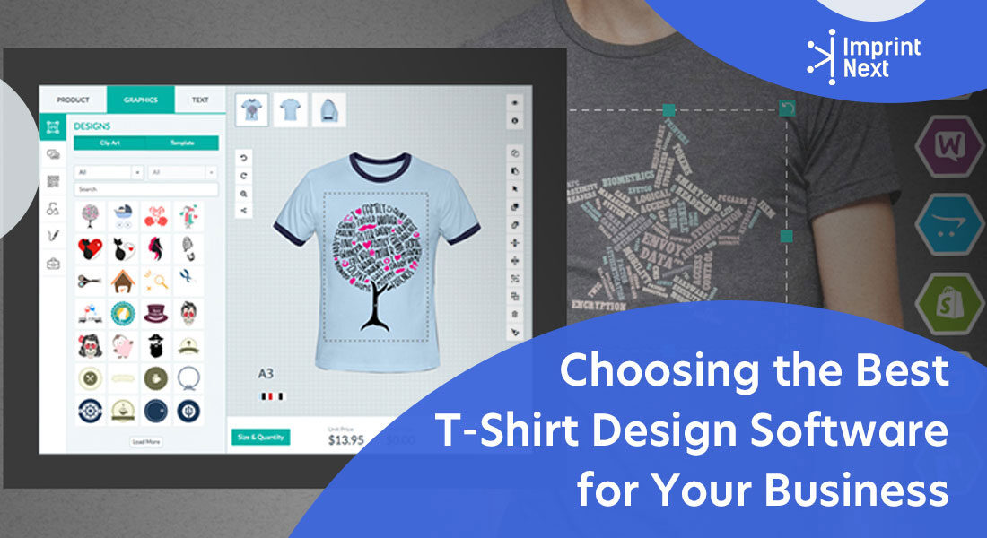 Choosing the Best T-Shirt Design Software for Your Business