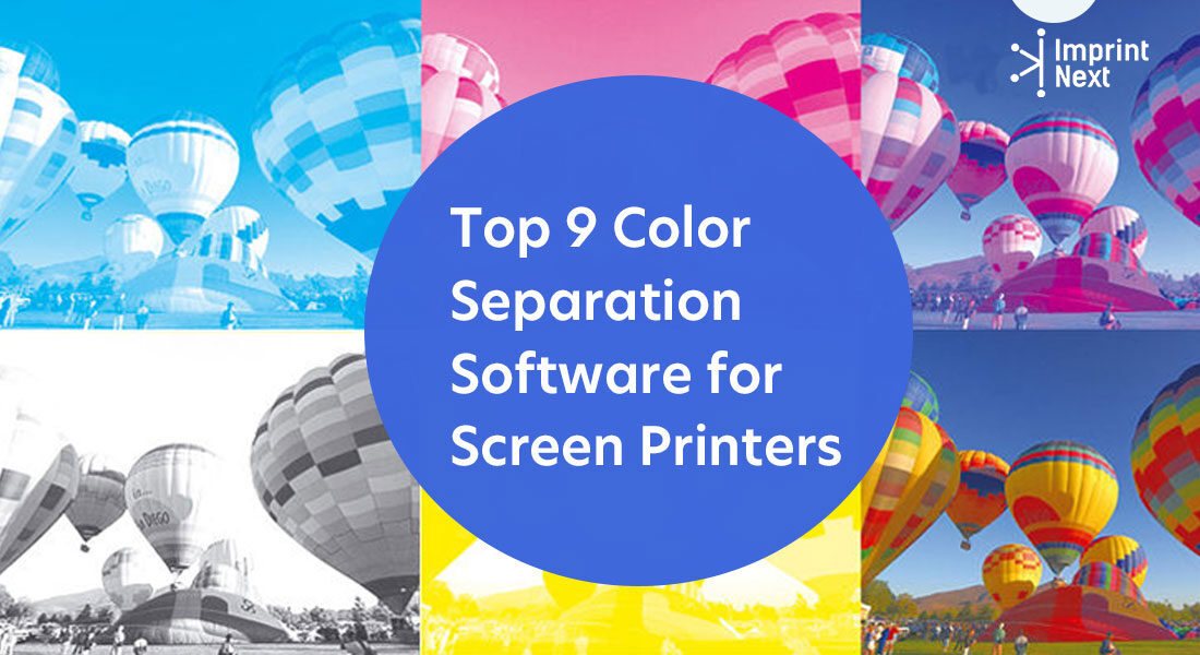 Top 9 Color Separation Software for Screen Printers
