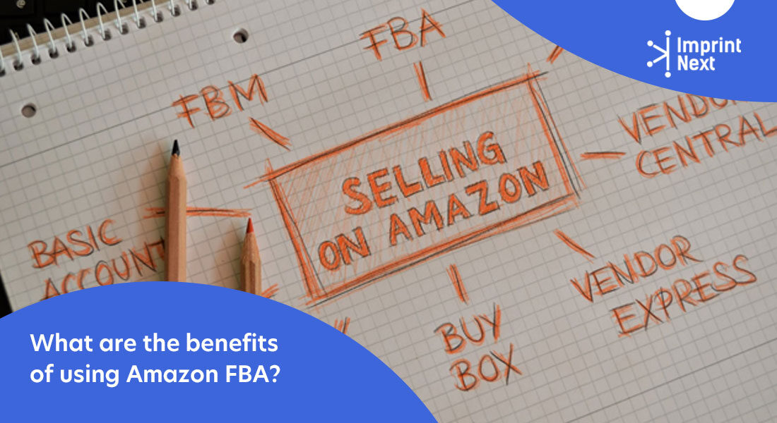 What are the benefits of using Amazon FBA?