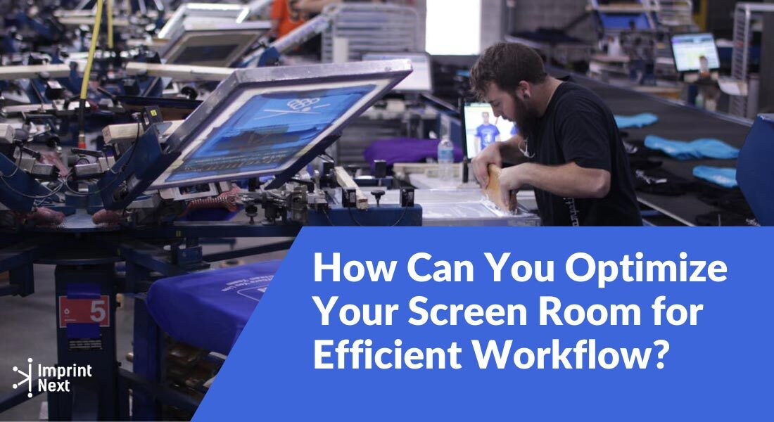 How Can You Optimize Your Screen Room for Efficient Workflow?