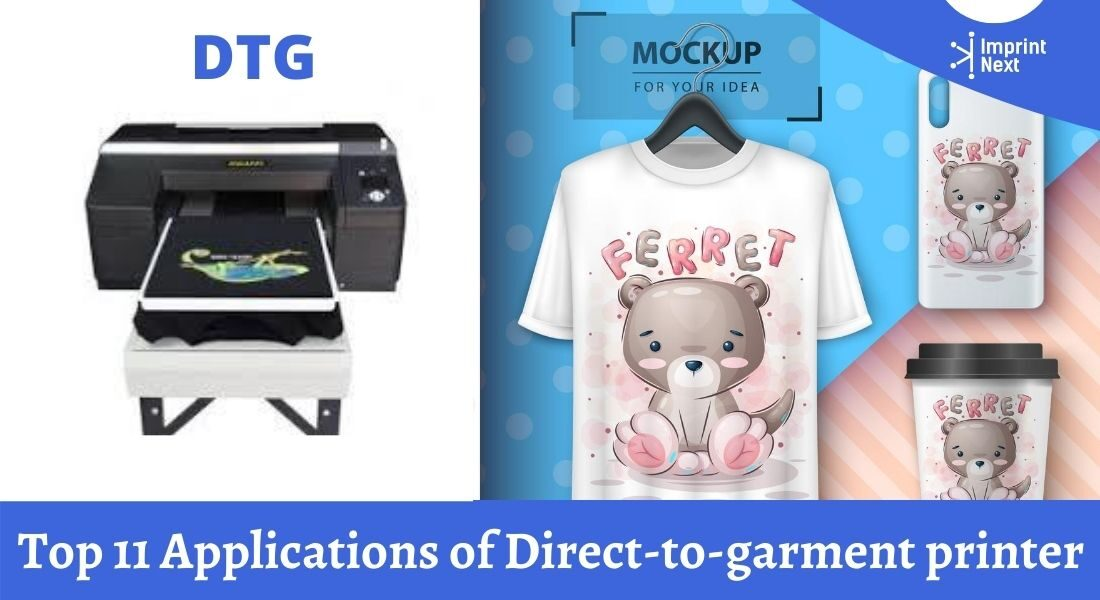 Top 11 Applications of Direct-to-garment printer