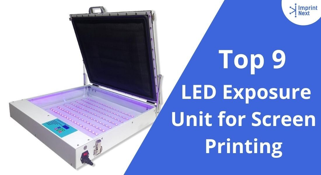 Top 9 LED Exposure Unit for Screen Printing