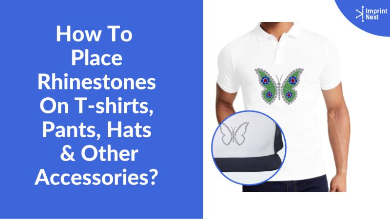 How To Place Rhinestones On T-shirts, Pants, Hats And Other Accessories?