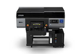 Epson SureColor F3070 Industrial DTG Printer