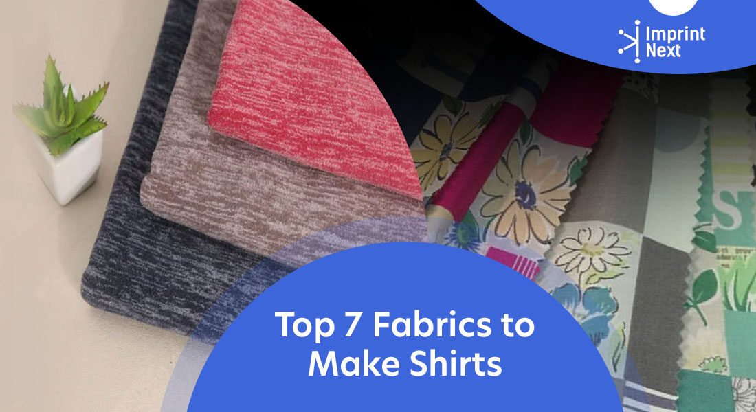 Top 7 Fabrics to Make Shirts