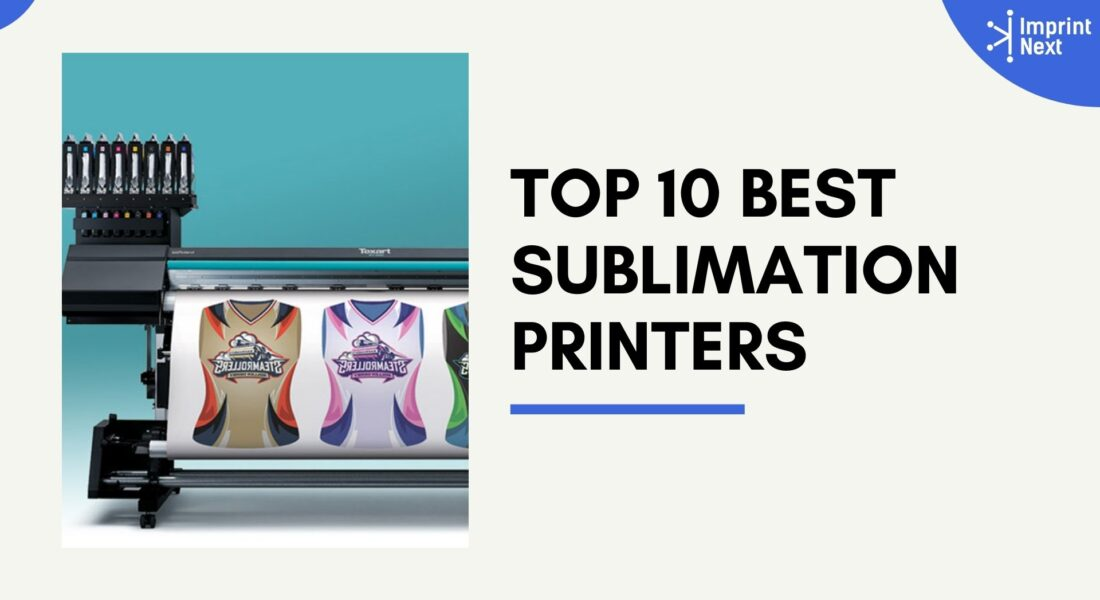 Top 10 Best Sublimation Printers for Print Shops with Price