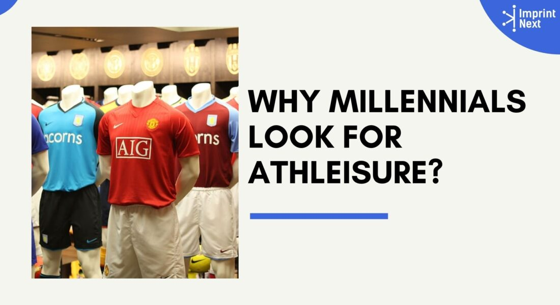 Why Millennials Look for Athleisure?